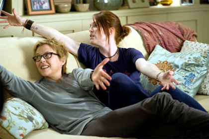 Julianne Moore's lesbian sex scenes in her new movie got very hot ? because ...