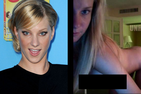Glee star Heather Morris is at the centre of a sexy pictures scandal after ...