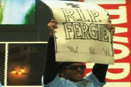 Carlos Tevez, The Spoilt Brat Of Man City's Apology To Sir Fergie