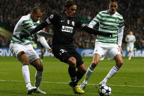 Juventus vs Celtic